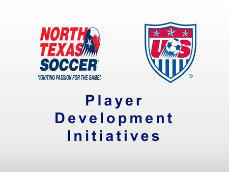 Player Development Initiatives