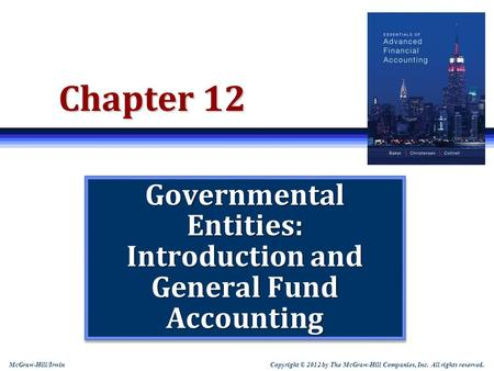 government entities governmental liaisons