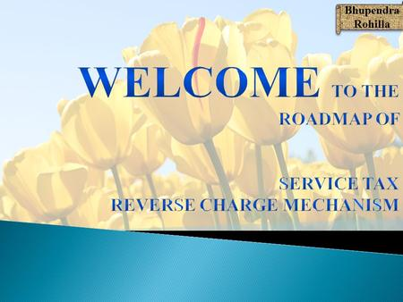 Bhupendra Rohilla. Meaning of RC Services covered under Partial RC Types of RC Bhupendra Rohilla.