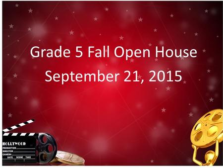 Grade 5 Fall Open House September 21, 2015. Contact information Mrs. Bielamowicz (832) 484-7934 Mrs. Wright