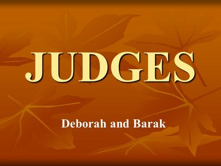 JUDGES Deborah and Barak. ENEMY: Jabin of Hazor Part of Hazor's stables for 900 Horses & Iron Chariots.