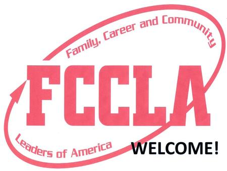 FCCLA Meeting Opening Ceremony: President: Gives a rap with the gavel to signal the officers and members to stand and says, We are FCCLA members. Our.