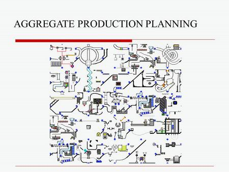AGGREGATE PRODUCTION PLANNING. Business Planning Exercise  Business plan is strategic in nature and addresses the following questions: Should we meet.