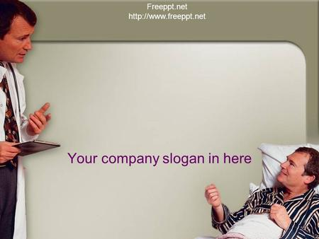 Your company slogan in here Freeppt.net