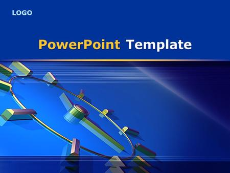LOGO PowerPoint Template. Contents Click to add Title 2 4 3 3 3 1.