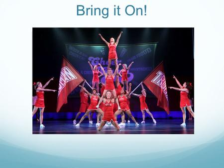 Bring it On!. Pop Culture Revival In recent years Broadway has experienced a decline in people attending and diversity of crowds. However, there has been.
