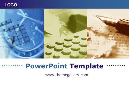 LOGO PowerPoint Template www.themegallery.com. Company Logo Contents Click to add Title.