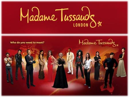 Millions and millions of people have flocked through the doors of Madame Tussauds since they first opened over 200 years ago and it remains just as.