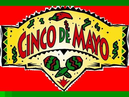 an introduction to cinco de mayo a holiday in mexico As americans prepare to sip margaritas and munch on chips and guacamole for cinco de mayo, the fifth of may, the holiday gets a different treatment in mexico.