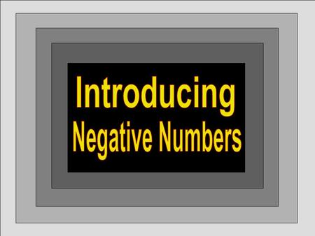 © T Madas. 0 1 2 3 4 5 6 7 -10 -9 -8 -7 -6 -5 -4 -3 -2 -1 Positive NumbersNegative Numbers Zero is not positive or negative.