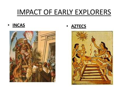 impact on spanish conquest Abstract the phenomenon of the spanish conquest of the maya region suggests strongly that, in the process of socio-cultural maya spanish conquest christianity burial practices religion classic maya collapse introduction know whether it was the message or the medium that had more effect it was probably both.