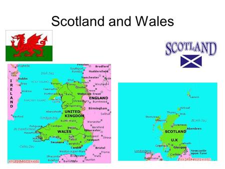 Scotland and Wales. United Kingdom Britain Scotland Wales Britain & Scotland linked together for almost 300 years Wales & Britain since 1200.. But all.