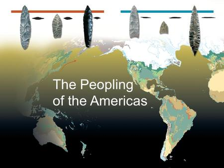 the first peopling of the americas Full-text paper (pdf): after clovis-first collapsed: reimagining the peopling of the americas.