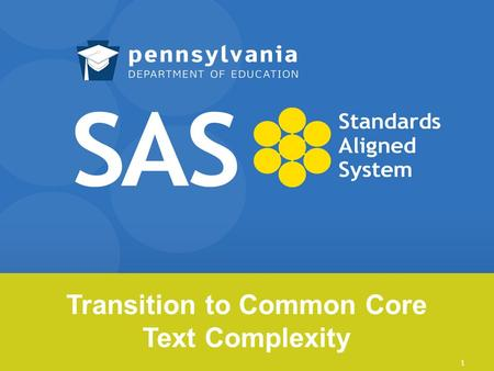 Transition to Common Core Text Complexity 1. Essential Questions 1.What is text complexity and why it is important? 2.What considerations need to be made.