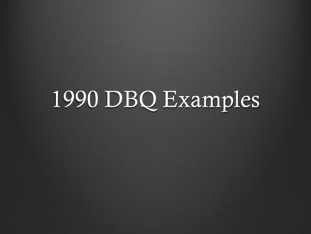 how democratic was jackson dbq Name: _____ andrew jackson dbq this question is based on the accompanying documents it is designed to test your ability to work with.