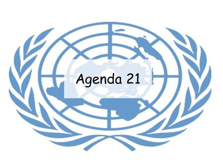 Agenda 21. Earth Summit Agenda 21 was revealed at the UN Conference on Environment and Development (Earth Summit) In Rio on June 14 th 1992 179 governments.