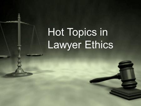 Hot Topics in Lawyer Ethics. Reciprocity  There are three types of Admission by Motion (reciprocity) rules:  1) Admission by Motion without reciprocity.