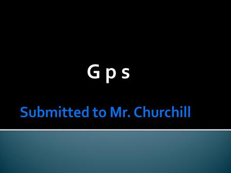 G p s.  The Global Positioning System (GPS) is a space-based satellite navigation system that provides location and time information in all weather conditions,
