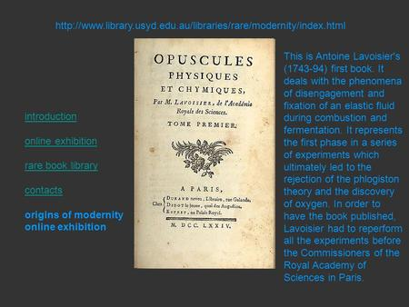introduction online exhibition rare book library contacts introduction online exhibition.