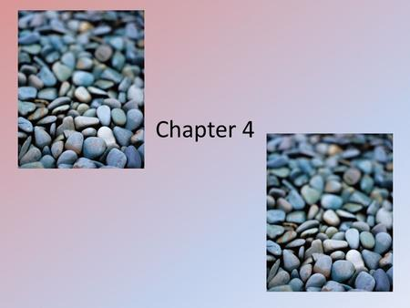Chapter 4. The Rock Cycle Make sure your rock cycle is drawn!!