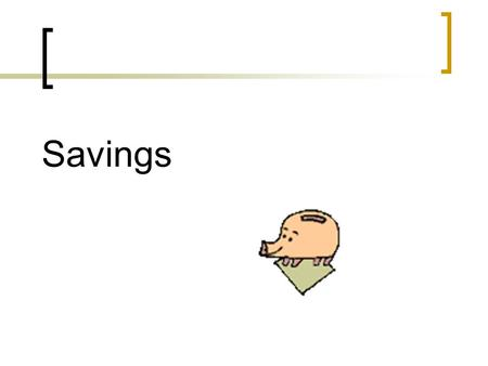 Savings. Differences Between Saving and Investing Now that you know how important it is to pay yourself first you must decide what to do with that money.