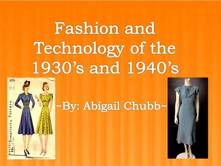 History of Fashion in Nazi Germany, 1930's Before the 1930's, fashion reflected the party atmosphere of the roaring twenties and the Weimar Republic.