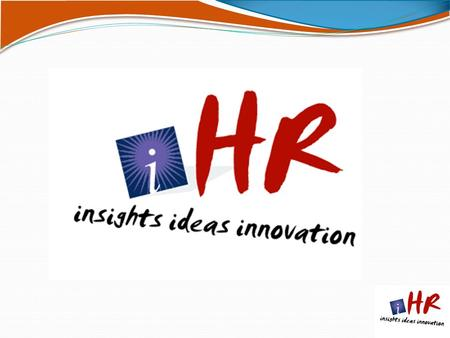 Our Mission To create high impact through INSIGHTS, IDEAS, and INNOVATION.