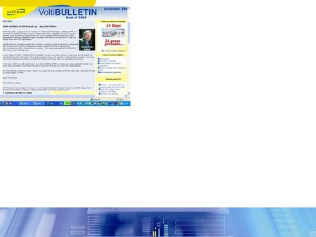 Off-line Marketing in 2006 & Q1 2007 Satellite Mini-site www.wiring-regulations.com.