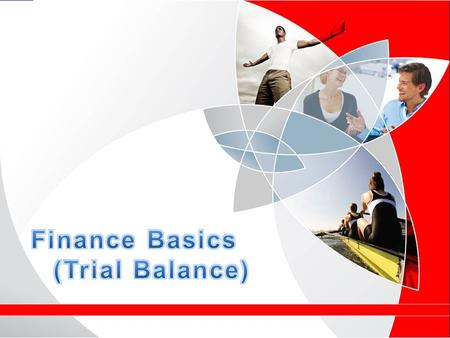Finance Basics Trial Balance Meaning of Trial Balance Trial balance is a statement of debit and credit totals or balances extracted from the various accounts.