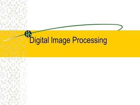 Digital Image Processing. Image Processing Introduction Digital Image Creation Image Types Image File Formats Last discussed topics.