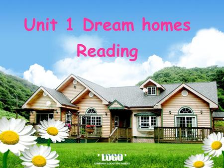Unit 1 Dream homes Reading 1. 在过去 in the past 在过去的 10 年中 in the past ten years 2. 现在 now = at present = at the moment 3. 一小时前 an hour ago 4. 我刚刚吃了它。
