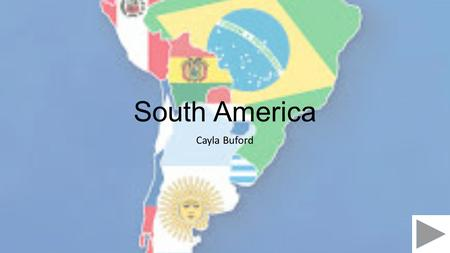 South America Cayla Buford. Content Area: Social Studies Grade Level: 3 rd Summary: The purpose of this PowerPoint is to help the students understand.