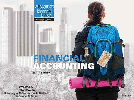 5-1. 5-2 Preview of Chapter 5 Financial Accounting Ninth Edition Weygandt Kimmel Kieso.