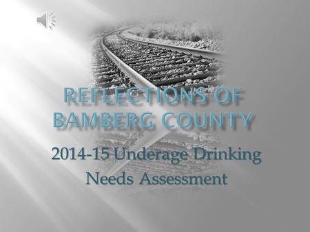 2014-15 Underage Drinking Needs Assessment  Located in the southwestern coastal plains of South Carolina.  It is a rural county bordered by the Edisto.