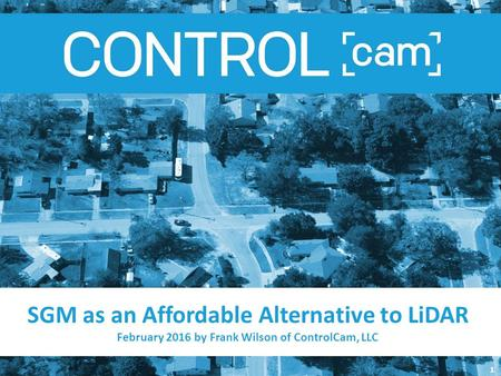 SGM as an Affordable Alternative to LiDAR