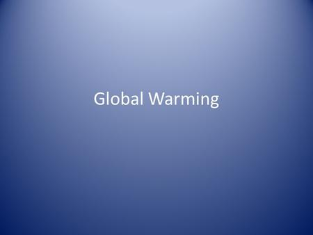 Global Warming. 30 year average as baseline over the period from 1870 to 2005 (Washington Post)