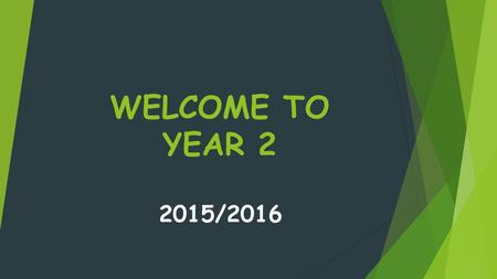 WELCOME TO YEAR 2 2015/2016. Year 2 Staff Teachers 2B Mrs Brand (Year Leader) 2Y Mrs Youle Higher Level Teaching Assistant Mrs Toole Teaching Assistants.