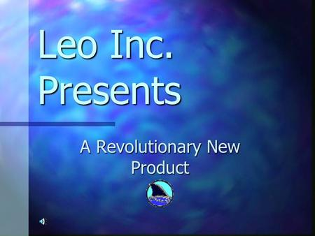 Leo Inc. Presents A Revolutionary New Product MAGNUM Fishing Rods.