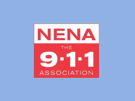 Demystifying Next Generation 9-1-1 (The elephant in the room.)