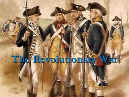 The Revolutionary War. Write a sentence with the following words: 1. George Washington2. Treaty of Paris 3. Tyranny4. Treason 5. Boycott6. Revolution.