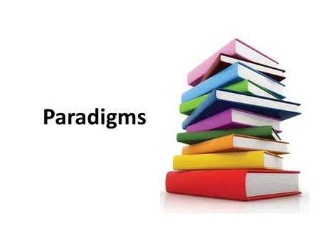 Paradigms. Positivism Based on the philosophical ideas of the French philosopher August Comte, He emphasized observation and reason as means of understanding.