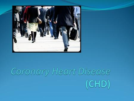Click here to watch a short video on heart disease (and other related videos)
