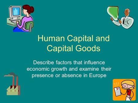 economics and human capital
