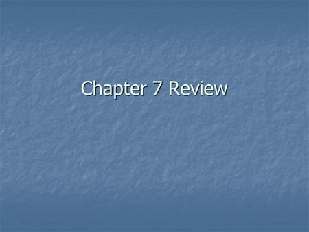 Chapter 7 Review. How would you prepare for an interview. Use these terms Interview Interview Body language Body language Role-playing Role-playing Stress.
