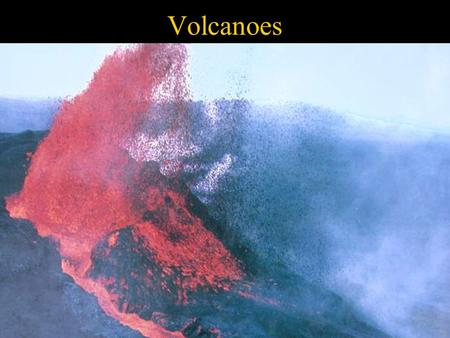 Volcanoes. Volcanic Hazards Smith Ch 7 Another tectonic hazard Occurrence controlled by plate tectonics.