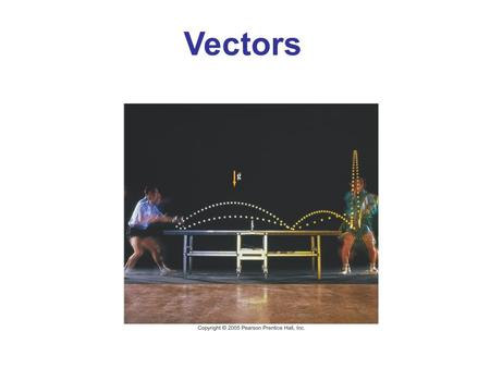 Vectors. Units Vectors and Scalars Difference Between a Vector and a Scalar Quantity Addition of Vectors – Graphical Methods Addition of Vectors-Sample.