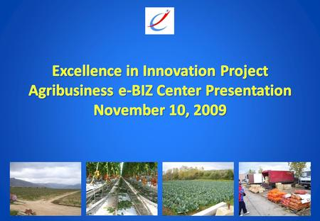 Norwegian Ministry of Foreign Affairs  US Agency for International Development  3 year project began in December 2007.