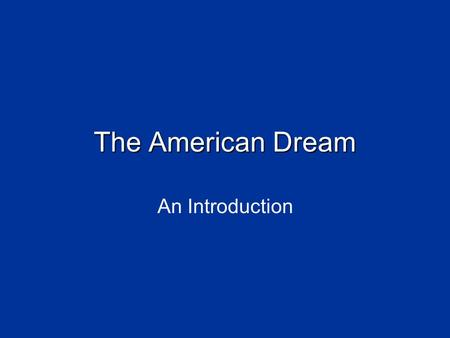 The American Dream An Introduction. Suite Madame Blue SweetSuite Homophones Wife or prominent female figure A woman who runs a brothel Homonyms ColorSymbol.