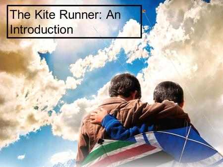 The Kite Runner: An Introduction. Afghanistan has had a long history of internal and external conflicts, including two wars with the United Kingdom in.