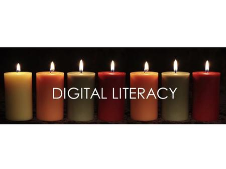 DIGITAL LITERACY. Not able to: Get online Choose the best tools Deal with scams or bullying Get cheaper goods Access services Get a job Socialise online.